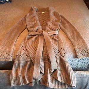Long lightweight sweater